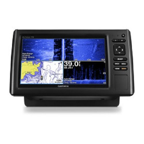 Garmin Echomap Chirp 93SV with transducer, 010-01804-01