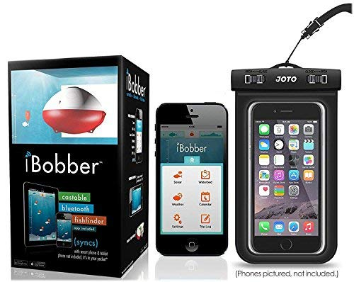 iBobber Wireless Bluetooth Smart Fish Finder for iOS...