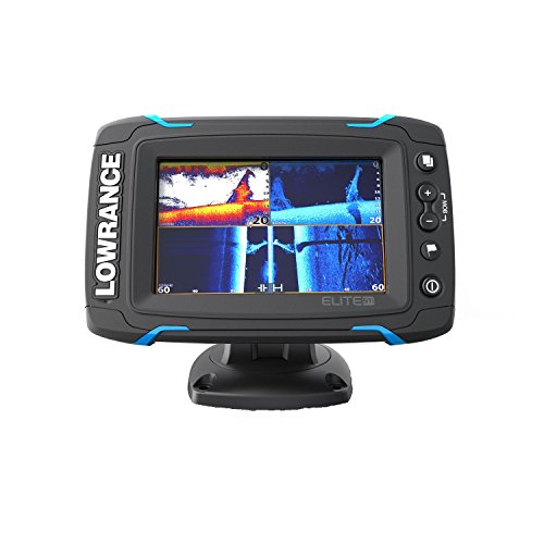 Lowrance Elite-5 Ti Med/High/Totalscan Fishfinder