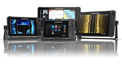 HDS-12 Live - 12-inch Fish Finder No Transducer Model is Compatible StructureScan 3D Active Imaging Sonar. Smartphone Integration. Preloaded C-MAP US Enhanced Mapping. …