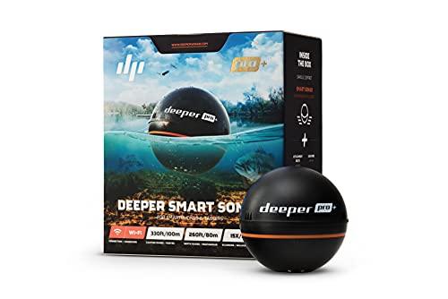 Deeper Smart Sonar Pro+ Fish Finder