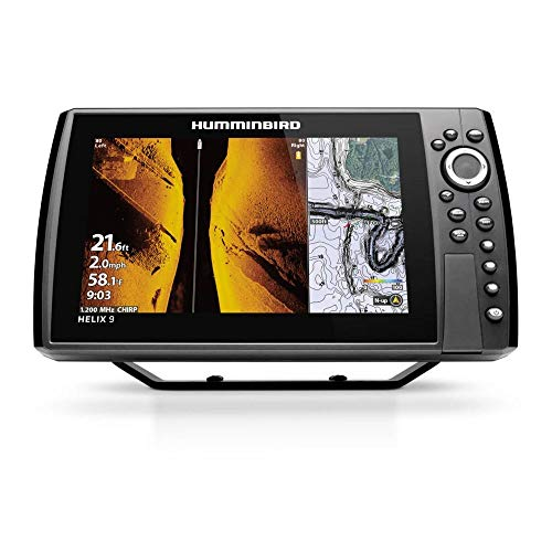 Humminbird HELIX 9 G3N Fish Finder with CHIRP, MEGA...