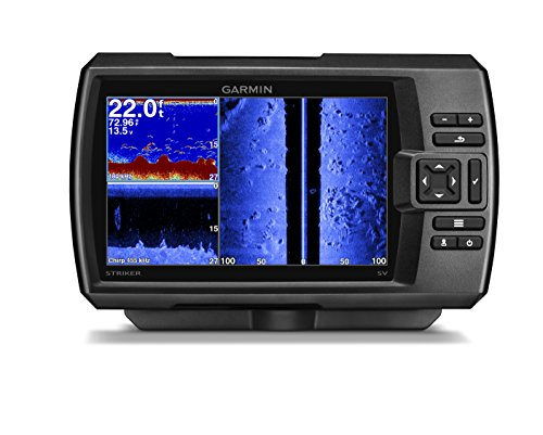 Garmin Striker 7SV with transducer, 010-01809-00
