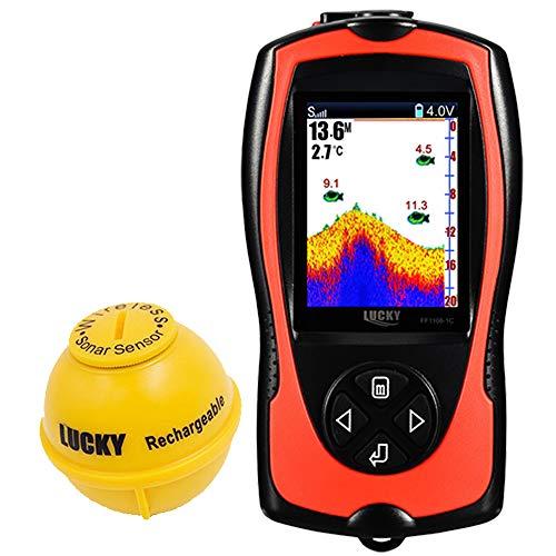 Lucky Wireless Fish Finder Sonar