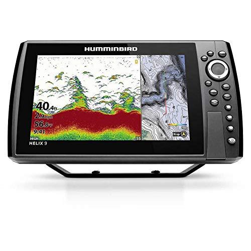 Humminbird, Helix 9, Chirp MSI GPS G3N