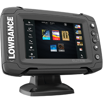 Lowrance elite 5 ti review - 2