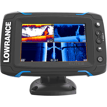 Lowrance Elite 5 ti review - 1